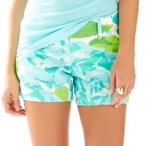 Lilly Pulitzer Callahan shorts First Impressions